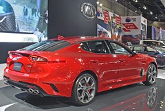 Kia Stinger GT AWD (D70) Tags: kia stinger gt awd 2017 vancouver international auto show