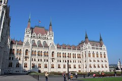 Parliament Buildings, Budapest (Buster&Bubby) Tags: parliamentbuildings budapest hungary