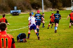Witney 3's vs Swindon College-1077