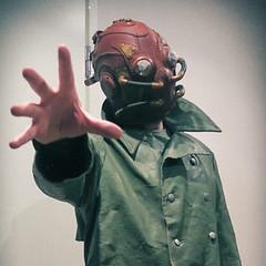 #Cyberpunk #CyberGoth #postapocalyptic #postapocalypse #steampunk #steampunkmask #leathermask #handmade #LARP #dieselpunk #leather #Darkart #costume #larping #gasmask #burningman (tovlade) Tags: face mask cyberpunk cyber goth make up goggles girl punk postapocalyptic postapocalypse black steampunk leather hand made larp cybergoth dieselpunk plague doctor