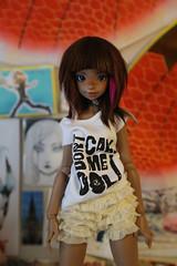 Cake (marshmallow❀mosaic) Tags: frappzilla momoni cocoa atelier doll bjd