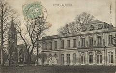 VITRY-le-chateau-de Vitry (gpmetropole) Tags: cpa vitry port à l anglais edf centrale electrique ardoines