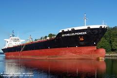 SEYCHELLES PIONEER (9255517) (011-09.09.2015) (HWDKI) Tags: seychellespioneer imo 9255517 schiff ship vessel hanswilhelmdelfs delfs kiel nordostseekanal kielcanal nok landwehr tanker tankschiff mmsi 664288000 lindenau