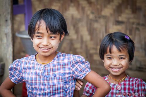 Uśmiech - domena Birmy