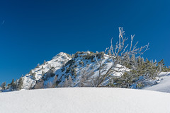 Snowy Mountains (Nick Blust) Tags: winter snow snowy hike hiking austria alps backpack nikon d7100 sport outoor nature snowscape