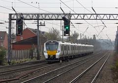 GTR Thameslink Siemens Desiro City 700010 approaching Flitwick Station (Mark Bowerbank) Tags: gtr thameslink siemens desiro city 700010 approaching flitwick station