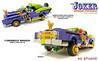 LEGO Batman Custom MOC | The Joker Lowrider Pimpmobile (AC Studio) Tags: lego batman custom moc the joker lowrider pimpmobile 70906 notorious low rider set brick building toys toy legos dc