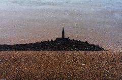 Perle de la mer (zora_schaf) Tags: sand steine meer mare more rovinj inselperle doppelbelichtung doubleexposure mittelmeer art zoraschaf abstrakt