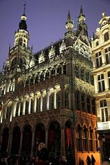 """""""La Maison du Roi"""" Grand-Place, Bruxelles, Brussel, Belgium (claude lina) Tags: claudelina belgium belgique canon bruxelles brussel grandplacedebruxelles maisons houses architecture maisonduroi"""