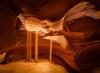 Sandfall (nagarajan_kanna) Tags: arizona page slotcanyon antelopecanyon sandfall