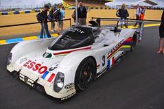 Peugeot 905 Winner of Le Mans 24 Hours 1992 and 1993 (Dave Hamster) Tags: lemans 24hours lemans24hours 24heuresdumans wec worldendurancechampionship enduranceracing endurance racing motorsport motorracing autosport 2013 pits pitwalk peugeot905 winner 1992 1993 peugeot 905 3
