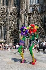 "Als Gremlins auf dem CSD Köln 2013 • <a style=""font-size:0.8em;"" href=""http://www.flickr.com/photos/76071066@N00/9255915203/"" target=""_blank"">View on Flickr</a>"
