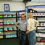 Inside the Children's Bookshop at the 2002 Edinburgh International Book Festival