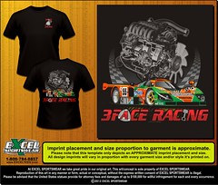 "3 FACE RACING & AUTOMOTIVE 52306213 tee • <a style=""font-size:0.8em;"" href=""http://www.flickr.com/photos/39998102@N07/9369839131/"" target=""_blank"">View on Flickr</a>"