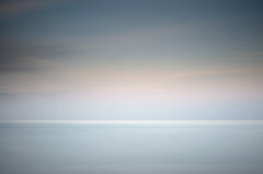Interlude (Ger208k) Tags: ireland dublin seascape abstract colour reflection clouds dusk horizon calm minimal minimalism muted portrane gerardmcgrath
