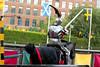 Jousting (jamesdonkin) Tags: horse public animal costume leeds medieval tournament lance knight armour jousting royalarmouries platemail historicalgarb seángeorge fullplatearmour