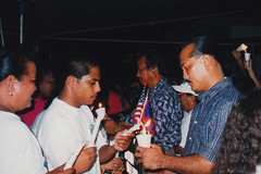 Candle Light Blessing, 1998
