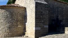 la chapelle St-Julien  Miramas (Dominique Lenoir) Tags: france church video iglesia chiesa igreja vault provence kerk chapelle volta miramas capilla capela southfrance kapel bouchesdurhne miramaslevieux 13140 dominiquelenoir