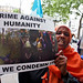 PQ070019 Somalis protest against brutal deaths in South Africa