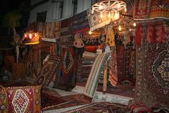 297 (canmom ( Carrie )) Tags: holiday trekking turkey walking turkiye carpets cappadocia evileye avanos goreme hotairballooning kapadokya nazar nevsehir fairychimneys soanlivalley