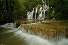 Cascade des Tufs aux Planches-prés-Arbois - Jura (francky25) Tags: des jura cascade aux franchecomté tufs planchesprésarbois