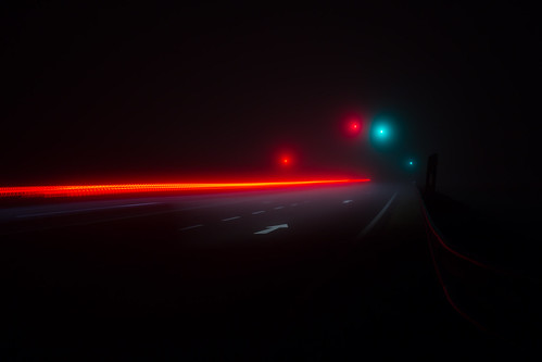 Driving through the Fog