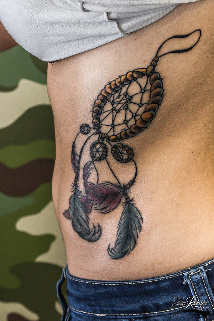 The world 39 s best photos of acchiappasogni and tattoo for Acchiappasogni disegno