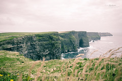 Cliffs of Moher (Eoin Redican) Tags: ireland sky cliff holiday green clare cloudy theburren clarity cliffs cliffsofmoher familytrip theberlin