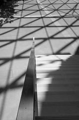 criss cross (Thomas Leth-Olsen) Tags: lines stairs pattern shadowplay crossed juanlespins