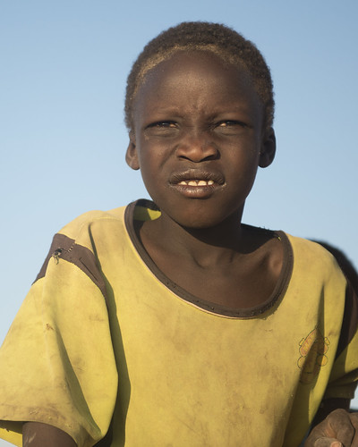 Tubu Boy - Ouinanga Kebir - Northern Chad