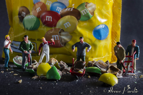 A bit of Fun with M&M