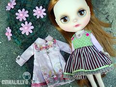 Karma (china-lilly *no FMs*) Tags: doll blythe neo karma custom merrychristmas takara pwp sbl chinalilly powwowpocho