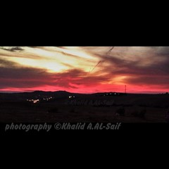 (Khalid bin Abdulrahman Al-Saif  ) Tags: landscape photo like iphone    iphone5