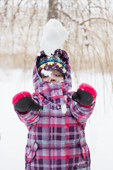 Sled Riding 2013-4 (TheDarrenSharp) Tags: winter evelyn 3yearsold sledriding