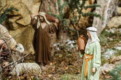 El aguador (Frankness2008) Tags: espaa canon eos navidad huesca zoom sigma 1750 aragon portal pastor belen oveja jaca figura