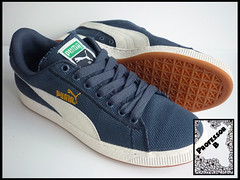 Puma Canvas Super (Professor_B) Tags: original vintage clyde basket sneakers trainers canvas states puma suede