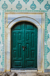 A door in Topkapi palace
