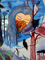 despiert_A_La_Resistencia (Felipe Smides) Tags: streetart mural valdivia muralismo smides felipesmides