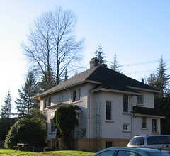 Cottage 103 right corner (niftyniall) Tags: britishcolumbia coquitlam riverview cottages riverviewhospital essondale cottage103 essondalehospital