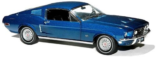 Greenlight Mustang GT 1968
