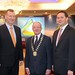 Patrick Curran, Mayor of Trim and Stephen McNally