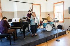 Vocalist class at 2013 Port Townsend Jazz Workshop (Centrum Foundation) Tags: usa wednesday jazz class workshop porttownsend wa centrum vocalists 2013 johnhansen cyrilleaimee jonhamar jazzporttownsend kelbymacnayr susanweinschenk