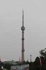 Television Tower in Pyongyang (Ray Cunningham) Tags: north korea pyongyang dprk coreadelnorte 평양