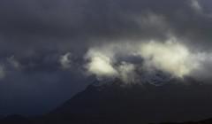 Storm Light (Ruth Hayton) Tags: storm skye landscape scotland moody cullins