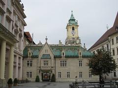 Bratislava, Slovakia, September 2009