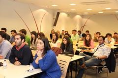 Sessão de Encerramento da II Academia Política de Coimbra