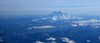 (Sean Munson) Tags: mountain volcano washington aerial mountrainier rainier mtrainier cascasdes