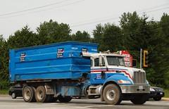 Langley BC (Ian Threlkeld) Tags: canada garbage nikon bc disposal refuse langley wastemanagement garbagetrucks supersave d80 wasteremoval supersavedisposal