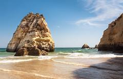 Praia da Rocha (silkefoto) Tags: portugal strand meer algarve felsen praiadarocha