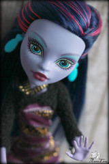 Jane (MeonFox) Tags: monster photography high doll jane dollcollection dollphotography monsterhigh monsterhighdolls janeboolittle boolittle meonfox